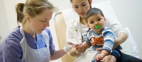 ENACO säkrar vården i Norrbotten