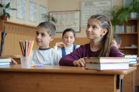 Pressinbjudan: Bättre betyg i friskare klassrum?