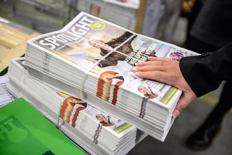 SPOTLIGHT - nytt magasin från Scenkonstbolaget