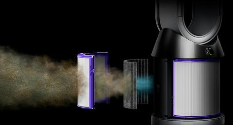 Dyson Pure Humidify+Cool - Tech 2