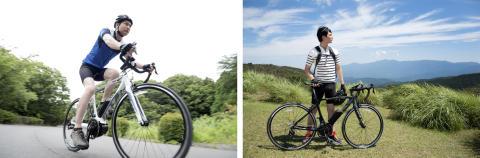 「YPJ-R」2018年モデルを発売 ロードバイクタイプのスポーツ電動アシスト自転車 ヤマハらしいスポーティなイメージを強調する新カラーリングを採用