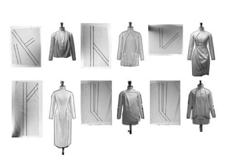 Emelie Arvidsson, modedesign