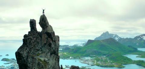 En miljon har hört Norges skrik