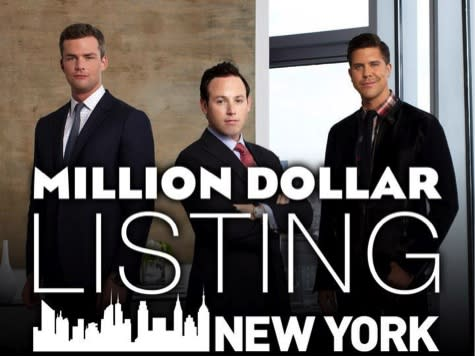 MILLION DOLLAR LISTING NEW YORK – SVERIGE PREMIÄR