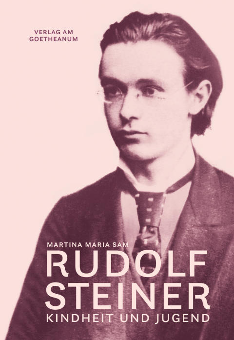 VamG Cover Rudolf Steiner Kindheit und Jugend