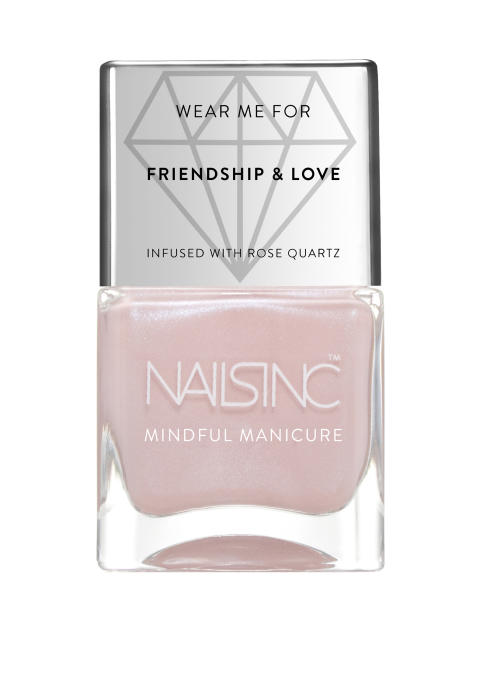 Nails Inc. Mindful Manicure - Better Together (Blush pink)