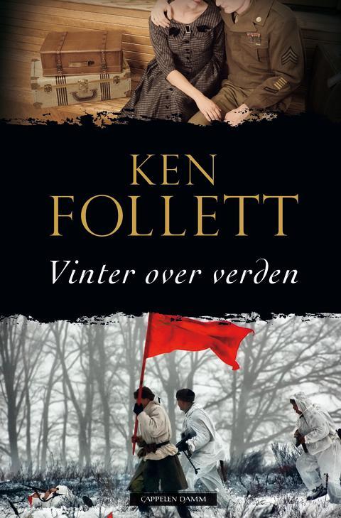 Ken Follett fortsetter sin storslagne trilogi om forrige århundre.  VINTER OVER VERDEN er en fengslende episk fortelling om global konflikt og personlig drama.
