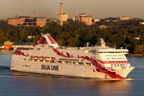 Die Baltic Princess ist zurück