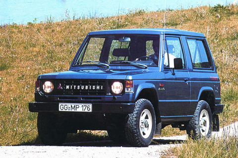 Första generationens Mitsubishi Pajero