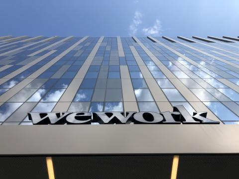 Sharin moves to WeWork