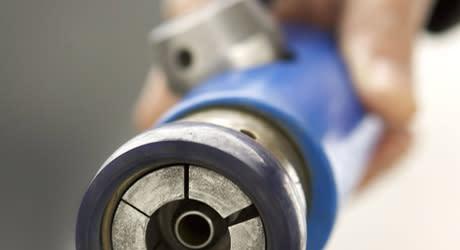 Tankmunstycke fordonsgas