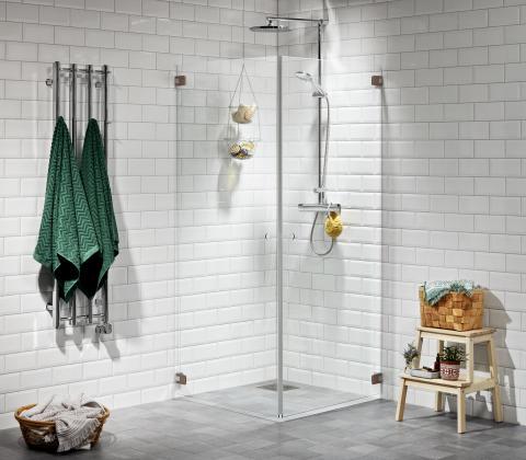 Alterna Capo duschvägghörna