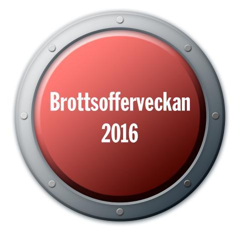 Inbjudan till Nationella Brottsofferveckan 2016 (påminnelse)