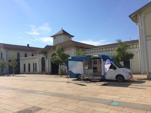 Beratungsmobil der Unabhängigen Patientenberatung kommt am 16. August nach Nordhausen.