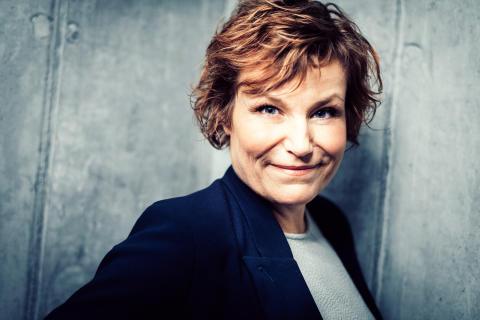 Lena Åberg Frisk - vd & konstnärlig ledare/CEO & artistic director UKK