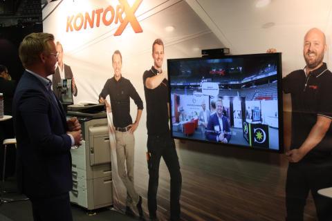OFFICE MANAGEMENT FÖRVÄRVAR KONTOR-X