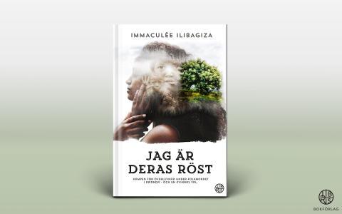 Boksläpp av prisad överlevare från folkmordet i Rwanda - Nutidshistoria vi aldrig får glömma