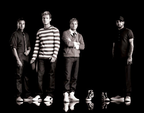 "Backstreet Boys släpper ny singel - ""Inconsolable"""