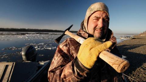 Yukon men.
