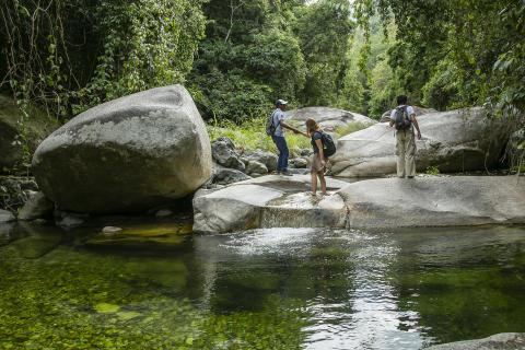 Bæredygtig turisme i Honduras