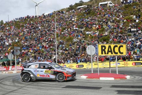 Hyundai Motorsport - Rally De Espana