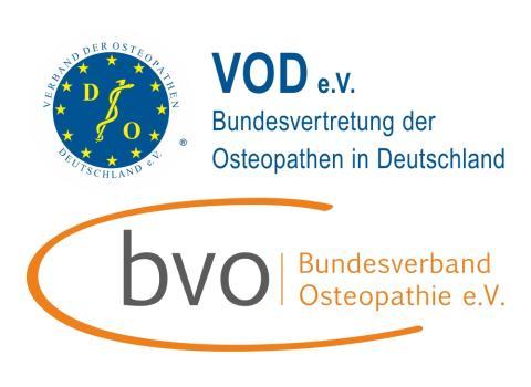 """""""Osteopathie darf keine Straftat sein!"""" / Osteopathieverbände fordern gesetzliche Regelung des Berufs für Patientensicherheit und Rechtssicherheit"""