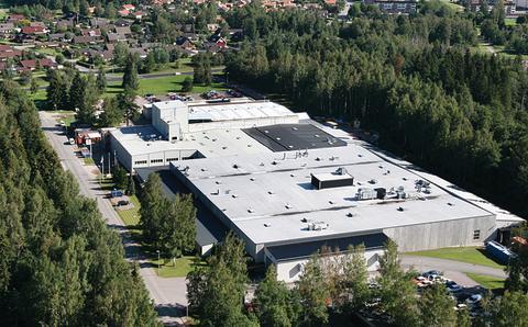 Lyftvagnsfabriken i Mjölby