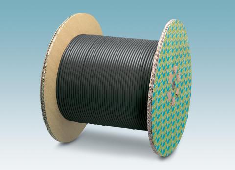 Signalkabler leveres nu på kabeltromler med op til 500 m