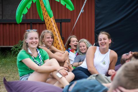 Scouterna gör upp med kroppsideal i ny utbildning– Bygger barns kroppsliga självförtroende i Free Being Me