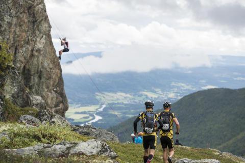 Aim Challenge i Hemsedal 18. august