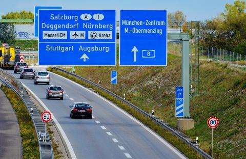 More than 10% of Brits admit to driving on wrong side of the road in Europe