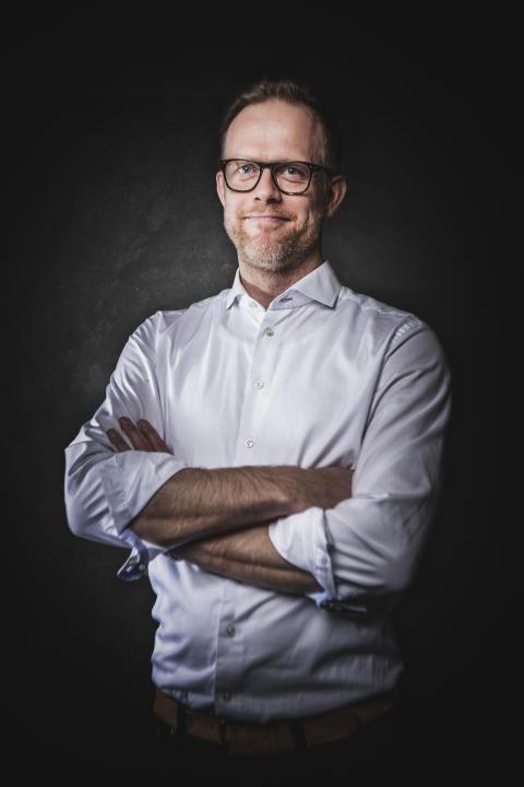 Anders Vikmyr - Affärsutveckling Den Temporära Fabriken