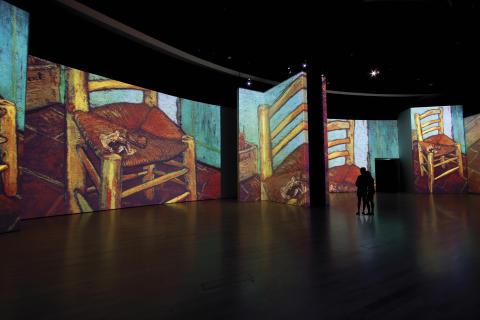 Van Gogh udstilling på Kalmar Slot