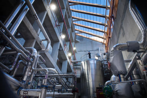 Malmberg takes big orders for VEAS-Norway's largest sewage treatment plant