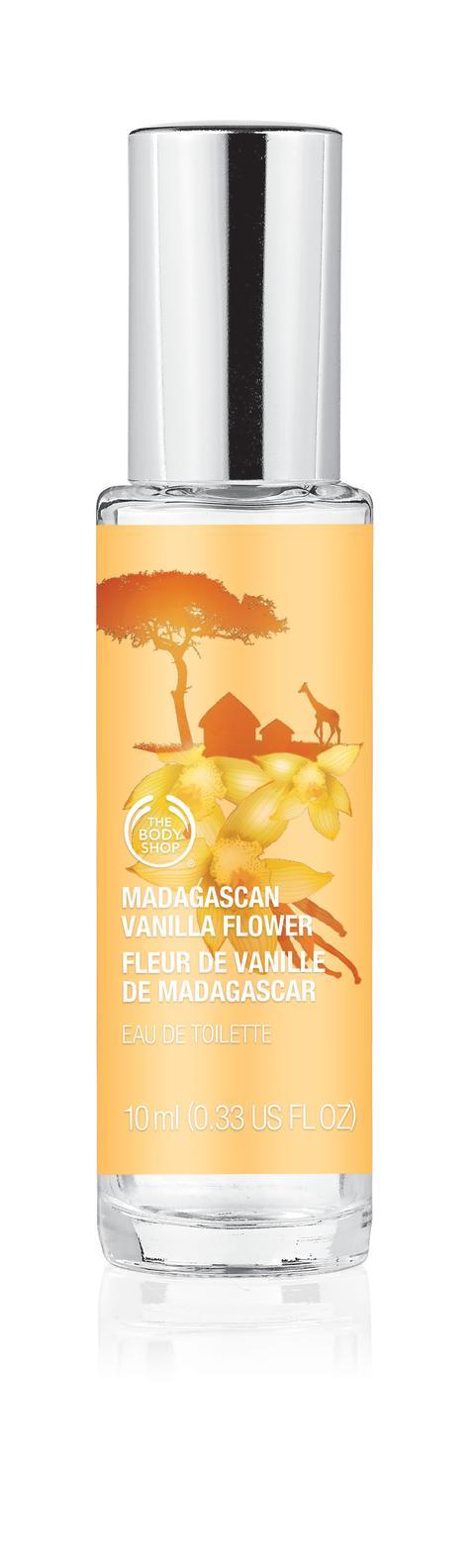 Madagascan Vanilla Flower Mini EdT