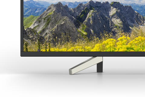 49 inch XF75 4K HDR TV series
