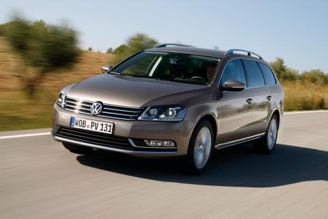Volkswagen vann Miljöbästa Bil för fjärde året i rad