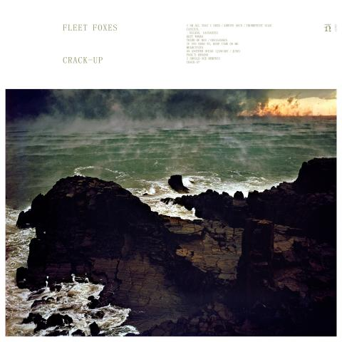 Albumcover: Fleet Foxes - Crack-Up