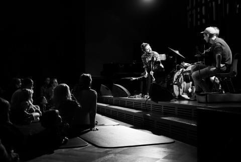 Duetrost, Oslo Jazzfestival