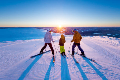 Nordmenn bestiller skiferien tidligere