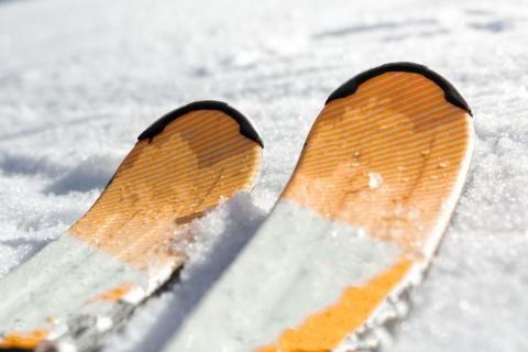 Sådan finder du det rigtige ski udstyr