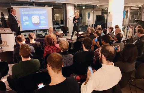Coala Life inbjudna att tala på Kalifornien-baserade Quantified Selfs event i Stockholm