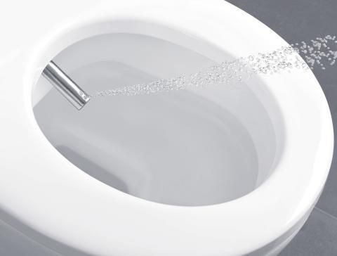 Vi-Clean, duschtoalett från Villeroy & Boch