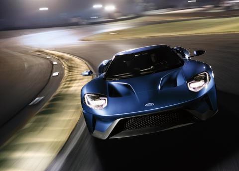 Her er historiens raskeste Ford!
