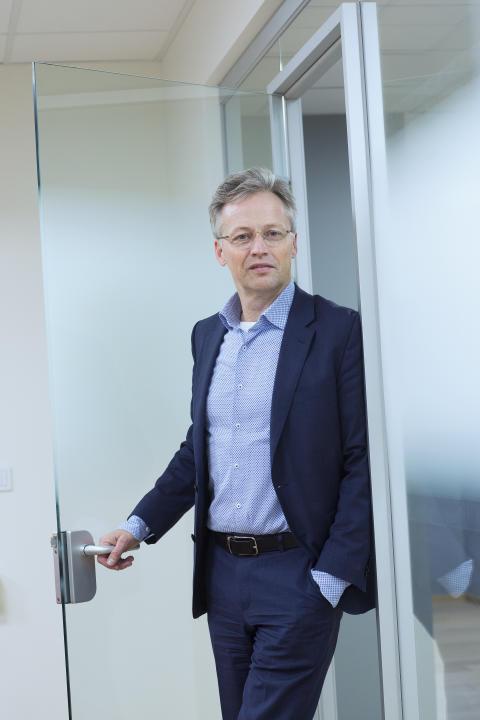 John Arild Raaen, direktør energitjenester i LOS Energy