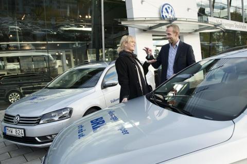 VW stöttar Bris