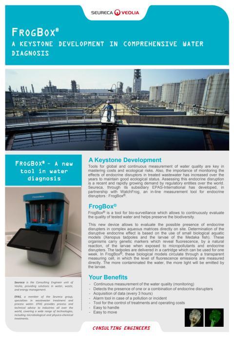 Brochure om FrogBox teknologi