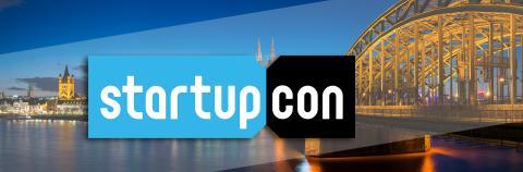 Paneldiskussionen auf der StartupCon 2017