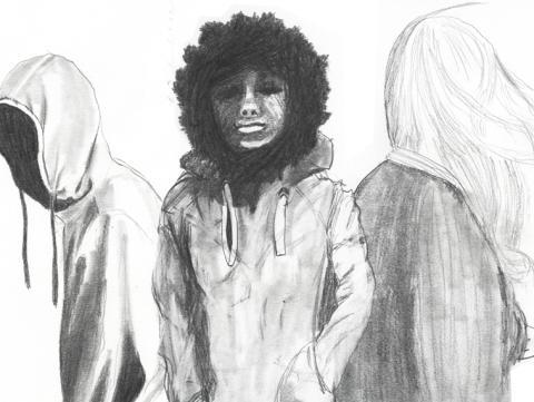 Sanna mina ord, illustration