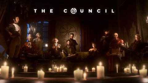 The Council, the new twist on narrative adventure is now available - Watch its Launch Trailer!